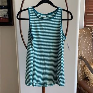 Old Navy Striped Tank NWT